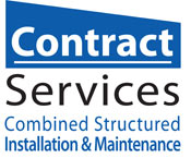 Contract Services - sponsor of Antrim Minor Hurling Team Team